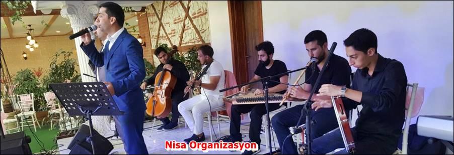 Tasavvuf Grubu Kiralama, Nisa Organizasyon