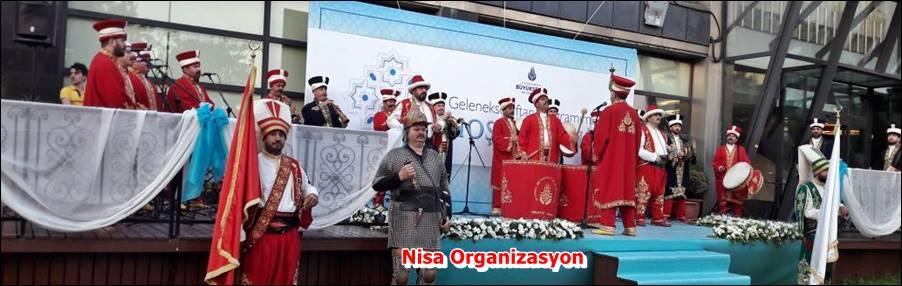 İstanbul Mehter takımı Kiralama