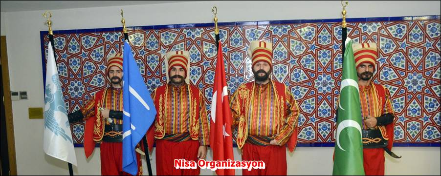 İstanbul Mehteran Takımı Kiralama