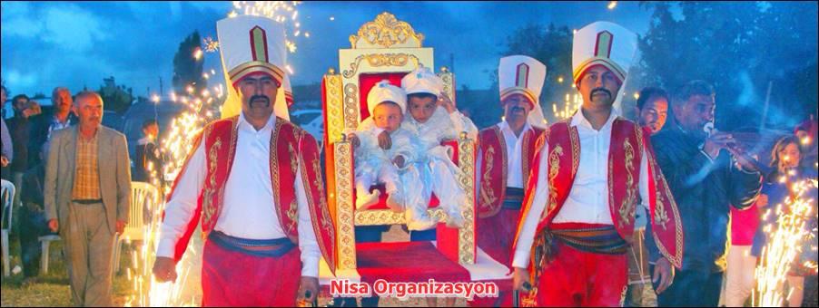 İstanbul Sünnet Düğünü Organizasyonu