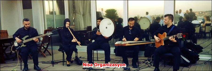Tasavvuf Musikisi Ekibi, Nisa Organizasyon