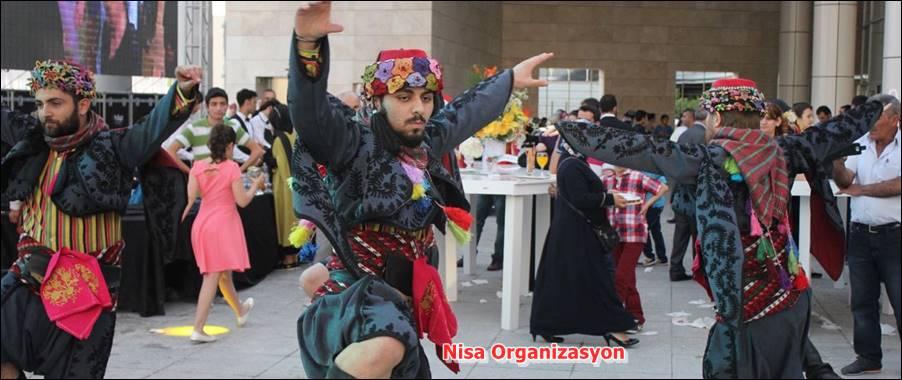 İstanbul Zeybek Ekibi Gösteri