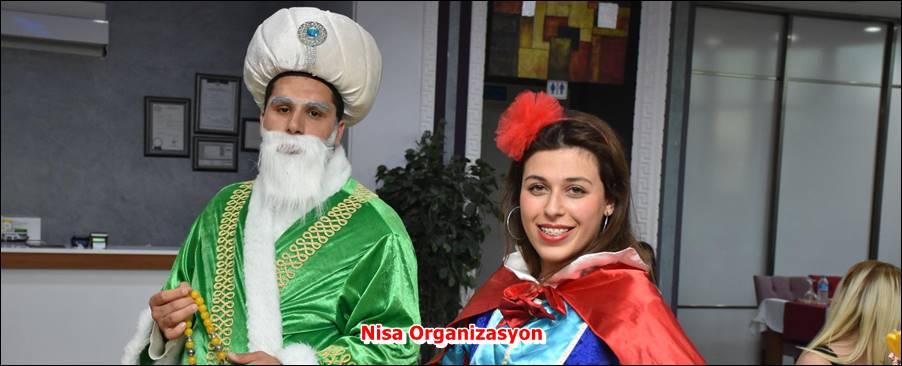 Animasyon Ekibi Kiralama İstanbul