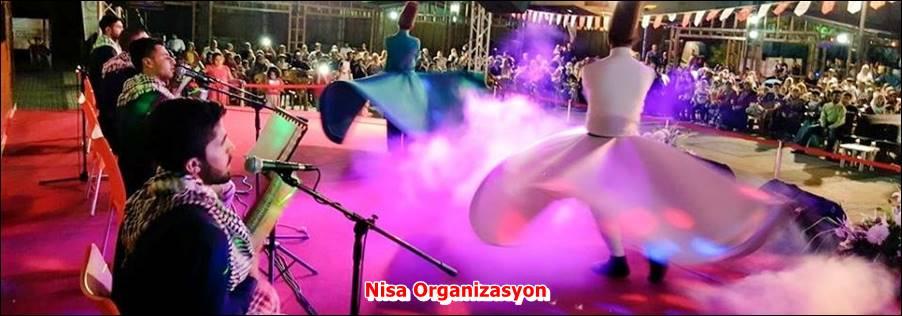Kiralık İlahi grubu, Nisa Organizasyon