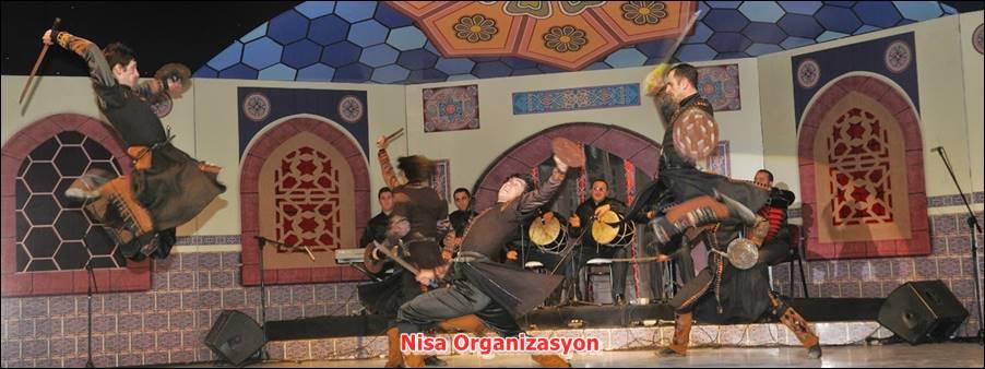 Kafkas Dans Ekibi İstanbul