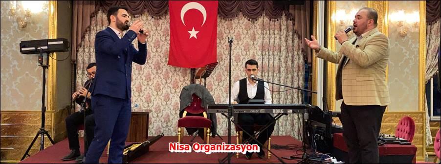 Tasavvuf Müziği Ekibi, Nisa Organizasyon