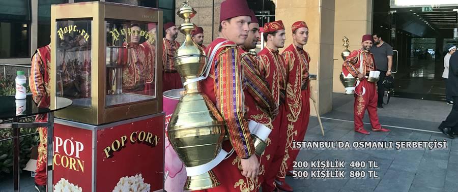 Osmanlı Şerbet Güğümü Kiralama