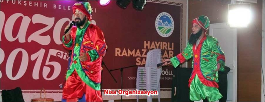 Ramazan Etkinlikleri Hacivat Karagöz