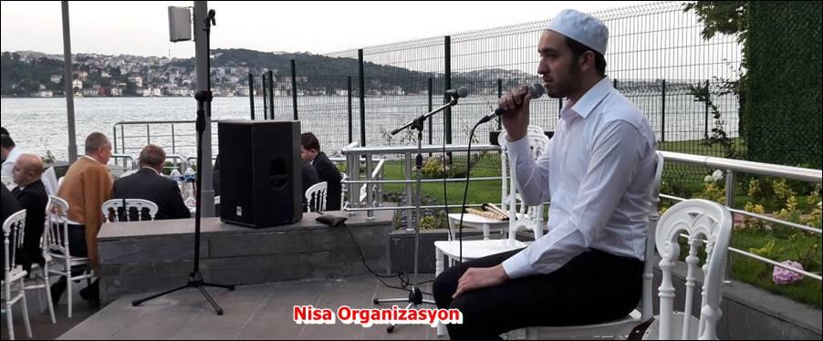 Ramazan Organizasyonu Etkinlikleri