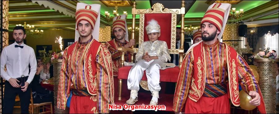 Sünnet Düğünü Organizasyonu İstanbul