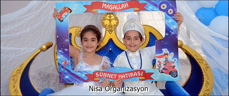 Sünnet Organizasyon Firması - Nisa Organizasyon