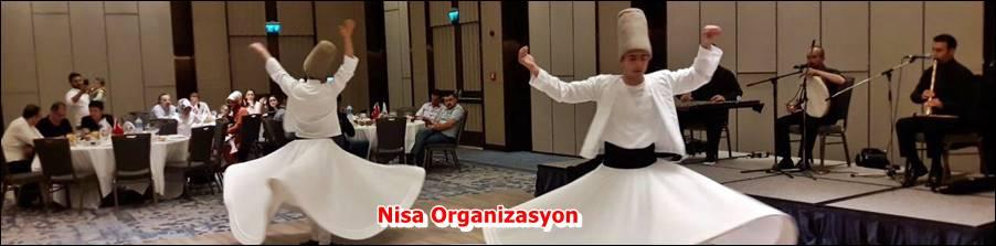 Semazenli İlahi Grubu Organizasyonları
