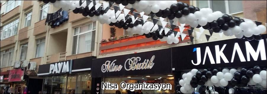 Pendik Balon Süsleme Firması