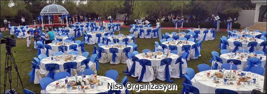 sünnet düğün organizasyon süslemeleri