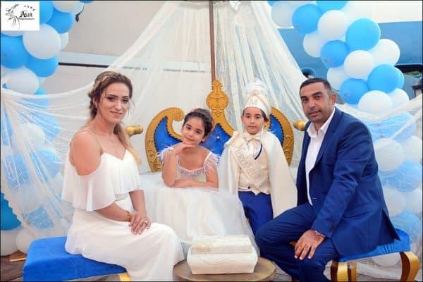 Sünnet Düğünü Organizasyonu Fiyatları