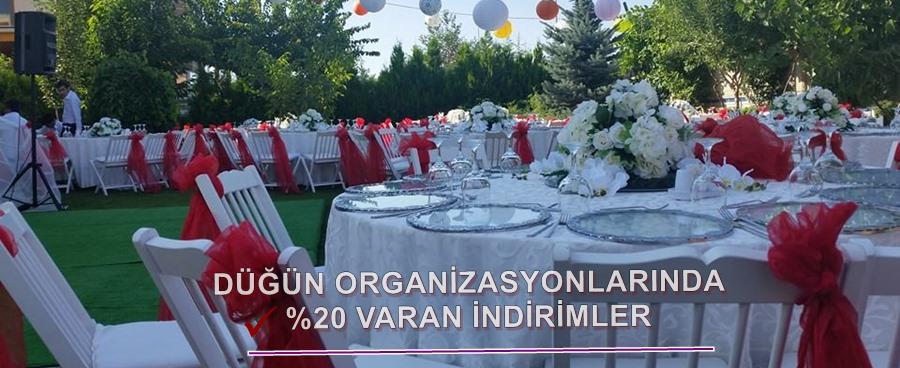 Düğün Organizasyonu İndirim Fırsatı