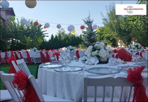 Kır Düğünü Organizasyon Fiyatları